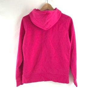 The North Face Tops - EUC The North Face Fuschia Women's Hoodie M